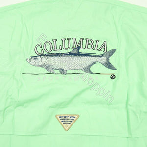 Columbia PFG Fish Long Sleeve Shirt Pick Size
